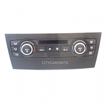 GENUINE BMW 3 SERIES E90 MODELS 2005 TO 2010 HEATER CLIMATE CONTROL 6411914729901